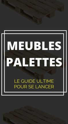 Furniture Craft Plans 461689399291819448 - ▶▶ meuble -en-palette/ Source by cdantindoula Woodworking Projects Diy, Diy Pallet Projects, Teds Woodworking, Home Projects, Pallet Ideas, Palette Table, Palette Diy, Pallet Furniture, Pallet Bench