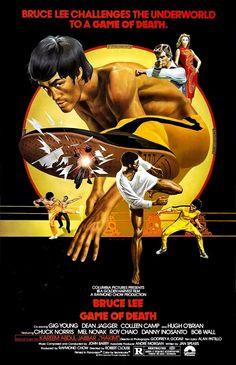 Juego con la muerte - Si wang you ju - Game of Death (1978) | La película póstuma que Bruce nunca rodó...