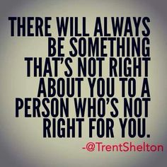 Right for you.  Narcissistic Abuse Recovery