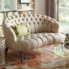 Loveseat - Sleeper Chair - Inflatable Bed - Grandin Road