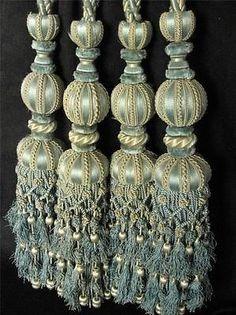 Antique French silk, circa 1860