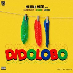 Didolobo - Naira Marley x C Blvck x Mohbad (Prod. By Rexxie) - Naira Marley is back with his full crew including C Blvck and Mohbad and it is in regular Naira Marley style; full of dirty slang and words. Checkout the song below . Latest Music, New Music, Hip Hop, Hot Song, Celebrity Gist, Celebrity News, Classic Songs, Music Labels, Music Download