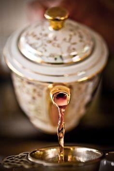 elixir of life.. // The Hidden Treasure Tea Room, Exeter. Matt Austin