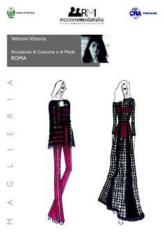 Veltroni Vittoria Accademia di Costume e di Moda ROMA