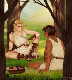 The Song Of Achilles, Achilles Pain, Greek Mythology Art, Roman Mythology, Best Love Stories, Love Story, Cute Wallpaper Backgrounds, Cute Wallpapers, Achilles And Patroclus