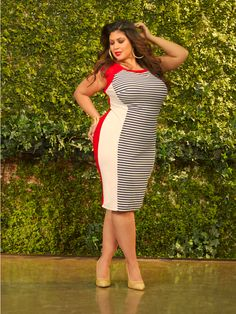 Hot dresses! Get them before they are gone!  Ashley Stewart - May 2015 #AshleyStewart