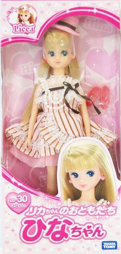 Takara Tomy Licca Doll Hina Chan (491408)