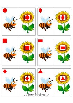 * Bijtje-bloemen-vorm! 1-2 Fall Preschool Activities, Montessori Activities, Spring Activities, Art For Kids, Crafts For Kids, Insect Crafts, Bee On Flower, Bee Theme, Bugs And Insects