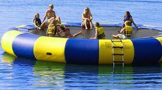 Lake Trampoline -- $3,700