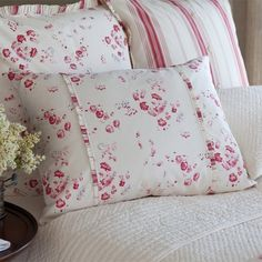 I pinned this Sarah Standard Sham from the Ruffles & Romance event at Joss and Main!