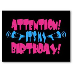 Its My Birthday (:5/23