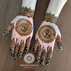 These minimal and simple mehndi designs are equally pretty and alluring for a bride to wear as a fancy adornment at their wedding. Baby Mehndi Design, Arabian Mehndi Design, Finger Henna Designs, Full Hand Mehndi Designs, Mehndi Designs 2018, Mehndi Designs For Girls, Mehndi Designs For Beginners, Modern Mehndi Designs, Dulhan Mehndi Designs