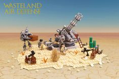 Wasteland Air Defence