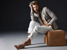 #MENSFASHION   #New #Campaign S/S 2014 www.mens-fashion.ru