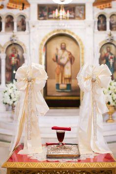 Greek Orthodox Wedding Ceremony Portrait of the Altar | St Pete Wedding Ceremony Venue St Nicholas Greek Orthodox Cathedral Tarpon Springs