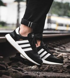 adidas Originals Iniki Runner: Black