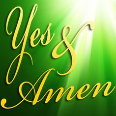 yes & amen Thank You Qoutes, Thank You Lord, Bible Verses For Women, Bible Words, Best Inspirational Quotes, Inspiring Quotes About Life, Religious Quotes, Spiritual Quotes, Encouragement Quotes