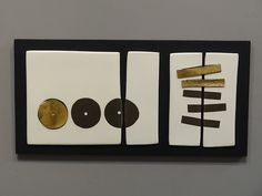 Wall Panel 3: Lori Katz: Ceramic Wall Art - Artful Home