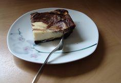 Brownie-Käsekuchen - geilste Mischung EVER!