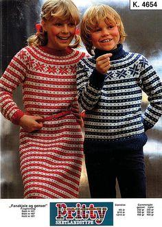 Ravelry: Fana genser pattern by Sandnes Design Knitting For Kids, Knitting Projects, Baby Knitting, Knitting Patterns, Ravelry, Norwegian Knitting, Baby Barn, Kids Patterns, Stockinette