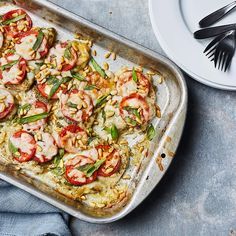 pesto chicken bake