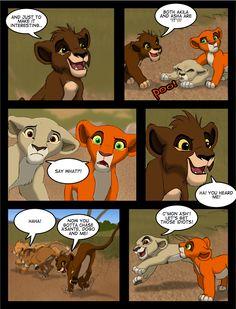 Kiara's Reign page 14 by TC-96.deviantart.com on @DeviantArt