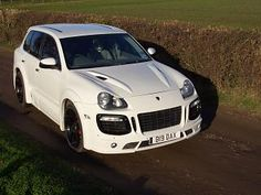 MEDUZA Ltd - Porsche Cayenne Meduza Aerodynamic Bodykit Painted and Fitted, £4,995.00 (http://www.meduza.co.uk/porsche-cayenne-meduza-aerodynamic-bodykit-painted-and-fitted/)