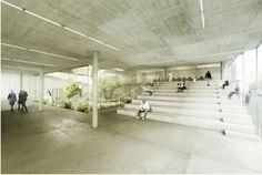 E2A gewinnen Wettbewerb für taz-Neubau in Berlin / Genossen-Konstruktivismus - Architektur und Architekten - News / Meldungen / Nachrichten ...