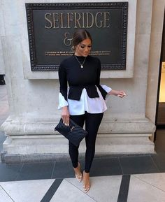How to rock the casual chic look Cute Summer Outfits, Classy Outfits, Chic Outfits, Fall Outfits, Fashion Outfits, Formal Outfits, Fashion Ideas, Fashion Tips, Outfit Elegantes
