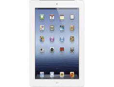 APPLE IPAD WI-FI 4G 16GB WHITE/YENİ NESİL http://teknosa.com/kategori/bilgisayar/tablet_pc/1297/125042703/apple_ipad_wifi_4g_16gb_white_yeni_nesil