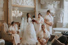 Gorgeous bride Lydia Elise Millen wore a wedding dress by Halfpenny London Before Wedding, Wedding Tips, Luxury Wedding, Wedding Photos, Dream Wedding, Wedding Day, Wedding Halls, Wedding Veil, Autumn Wedding