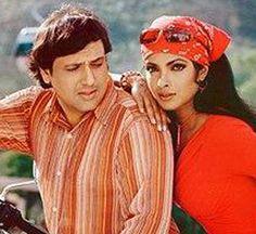 Govinda and Priyanka