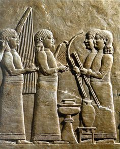 Listen. Music is as ancient as humanity.