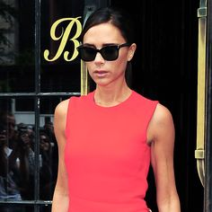 Today's Style Secret: Lady In Red