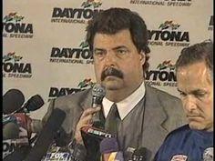 Dale Earnhardt Death (2001).   #DaleEarnhardtMemorial http://www.pinterest.com/jr88rules/dale-earnhardt-memorial/