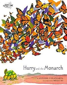 Books and videos about monarch butterfly