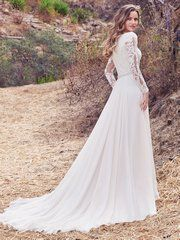 Maggie Sottero Wedding Dress Darcy Marie 7MS983MC