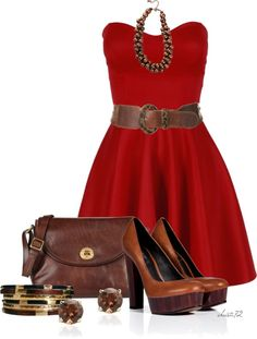 """Dress Under $50"" by christa72 on Polyvore"