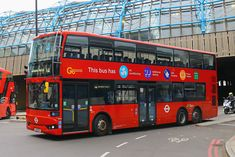 in Westminster Bridge Road on a short working to Lambeth North. London Transport, Mode Of Transport, Public Transport, Routemaster, Westminster Bridge, Buses And Trains, Bonde, Bus Terminal, Double Decker Bus