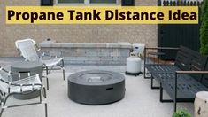 If you are looking for the propane tank distance from fire pit, then you are here at the right place. Besides this, you will know all facts about how far your propane tank should be from your chair, house, building and much more. Portable Propane Fire Pit, Propane Stove, Portable Electric Generator, Fire Pit Safety, Grill Party, House Building, Fire Pits, Distance, Facts