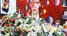 Petition · To get a statue of David Bowie erected in Brixton, London · Change.org