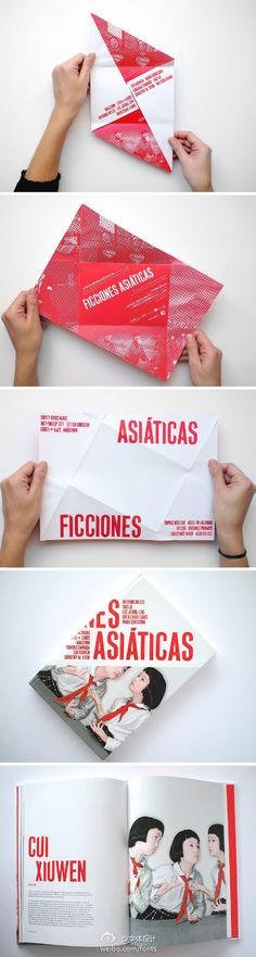 Ficciones Asiáticas  http://www.arcreactions.com/services/email-marketing/