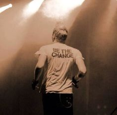 "~TFK~Trevor McNevan~ Be The Change~ ""The End Is Where We Begin"""