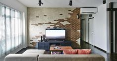 Industrial-look homes have been popular for a while already. What do you think of these features? Do you say