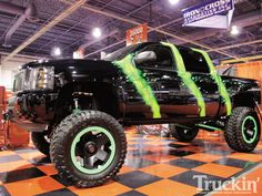 2010 lifted Chevy Trucks