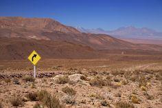 Désert Atacama, Chili.   26 paysages d'Amérique Latine à couper le souffle