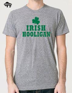 Irish Hooligan Men's T-Shirt