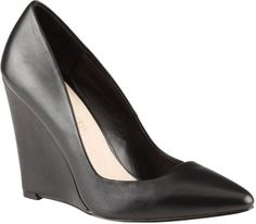 Love this: Cirrito Pointed Toe Wedge Court Shoes @Lyst