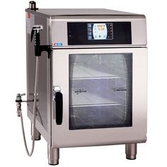 """Restaurant Equipment of the Week! """"Alto-Shaam CTX4-10E Combi Oven with Simple Control"""""""