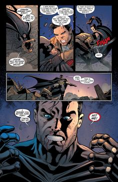 Batman and Robin - July 2013<- Bruce showed his true father instinct for Damian ❤️-poor Jason tho